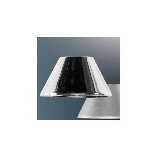 "Bruck Lighting 2.4"" Metal Track Head Shade"