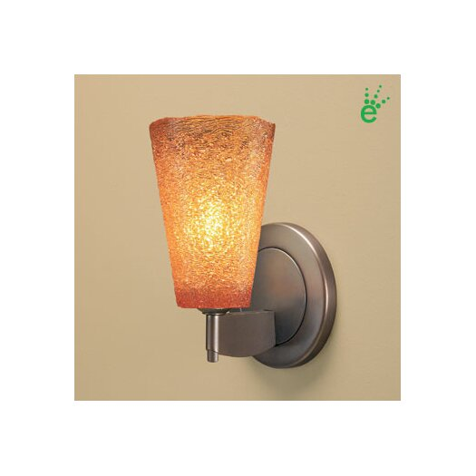 Bruck Lighting Bling II 1 Light Wall Sconce