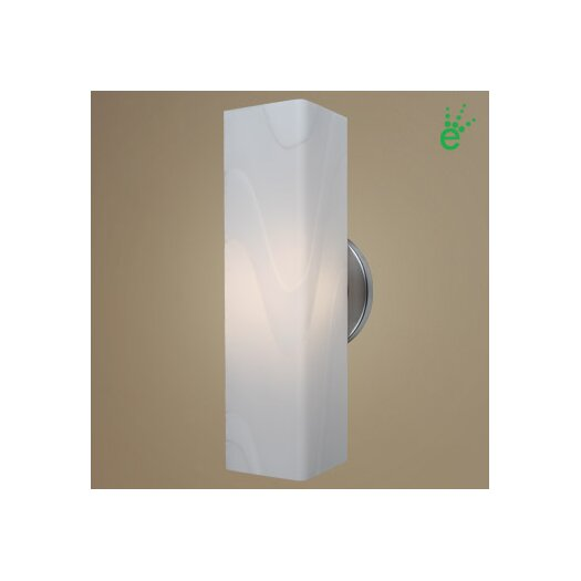 Bruck Lighting Houston 1 Light Square Wall Sconce