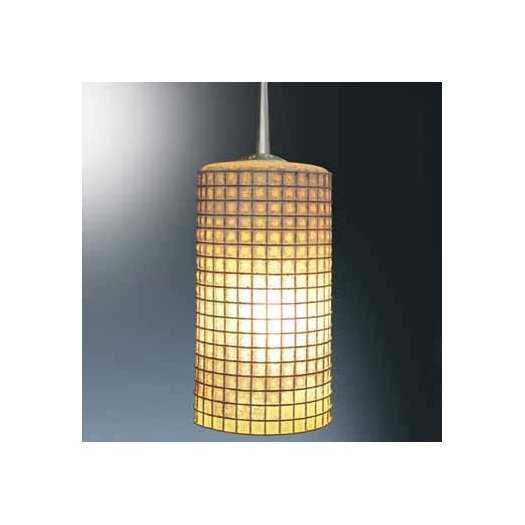Bruck Lighting Sierra II 1 Light Mini Pendant