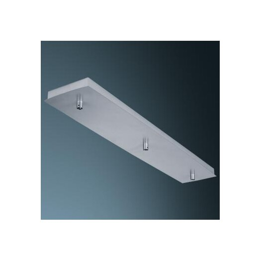 Bruck Lighting Multi-Point Canopy Linear