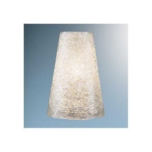 """Bruck Lighting 4.8"""" Bling Glass Pendant Shade"""