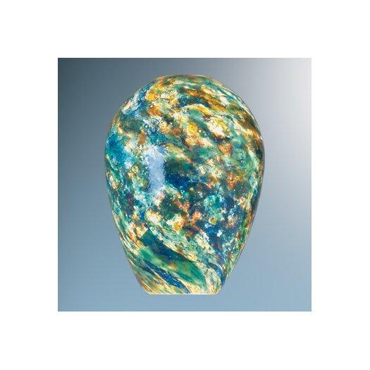 "Bruck Lighting 4.5"" Bolero Glass Pendant Shade"