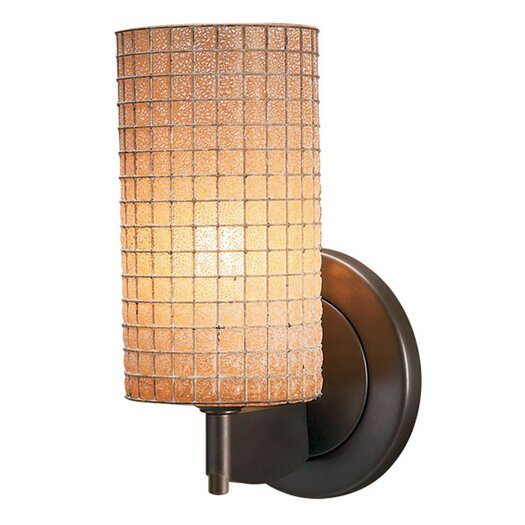 Bruck Lighting Sierra 1 Light Wall Sconce