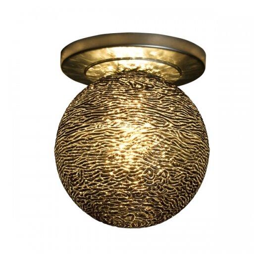 Bruck Lighting Dazzle I Semi-Flush Mount Ceiling Light