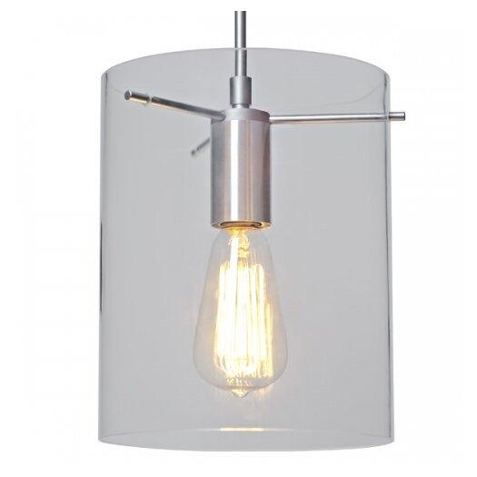 Bruck Lighting London 1 Light Monopoint Pendant