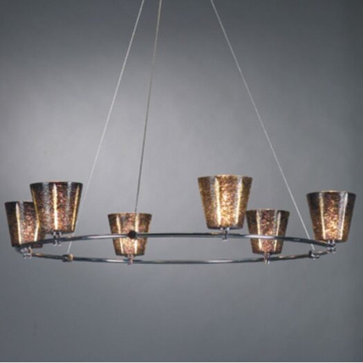 Bruck Lighting V/A Chandelier