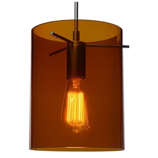 Bruck Lighting London 1 Light Monopoint Pendant