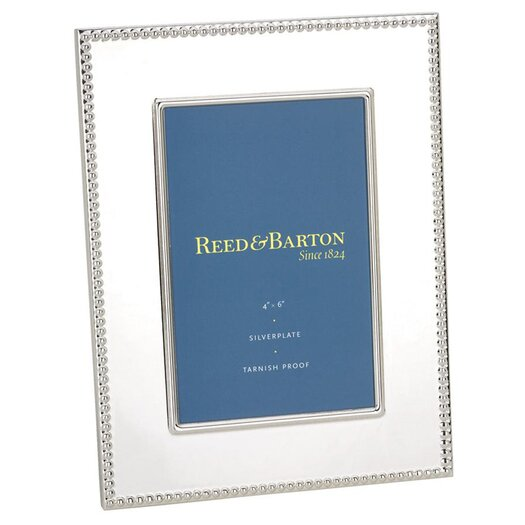 Reed & Barton Plated Giftware Lyndon Picture Frame