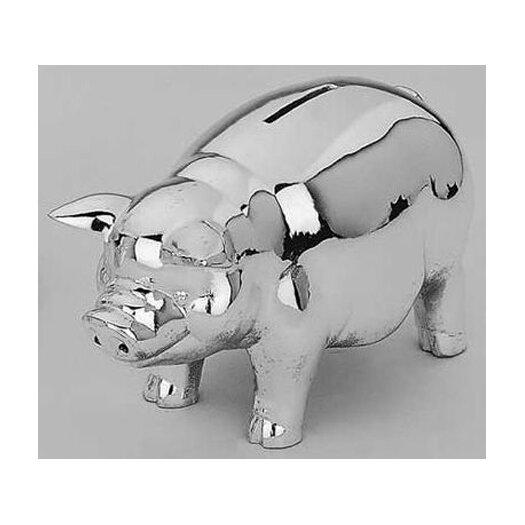 "Reed & Barton Children's Giftware 6"" Classic Piggy Bank"