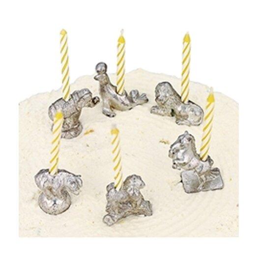 "Reed & Barton Children's Giftware 1.25"" Circus Candle Box Set"