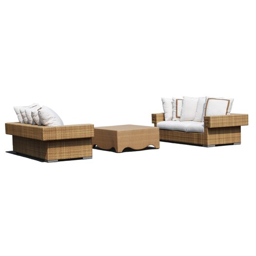 Dann Foley Hollywood Sofa with Cushions