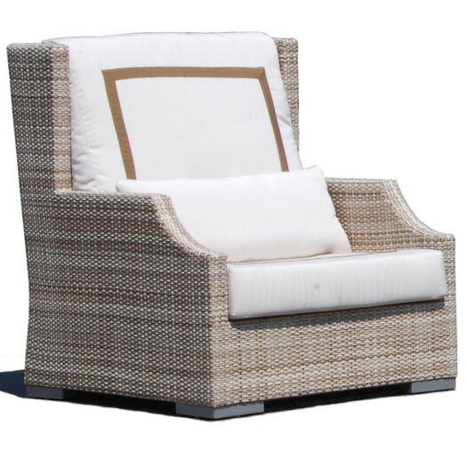 Dann Foley Hancock Deep Seating Chair with Cushions