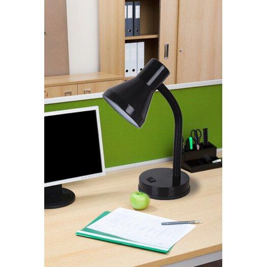 "Illuminada 14"" H Table Lamp with Bowl Shade"