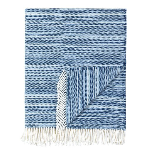 Thom Filicia Home Collection Strie Cotton Throw