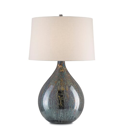 "Currey & Company Merseyside 36"" H Table Lamp with Empire Shade"