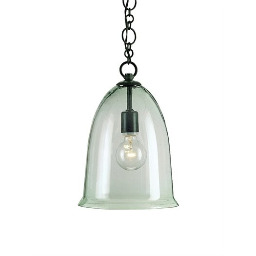Currey & Company Harper 1 Light Mini Pendant