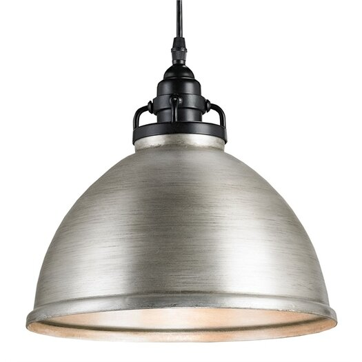 Currey & Company Ruhl 1 Light Mini Pendant