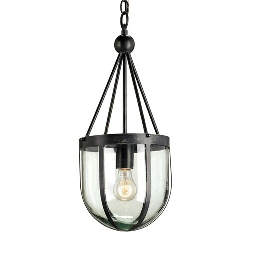Currey & Company Clifton 1 Light Foyer Pendant
