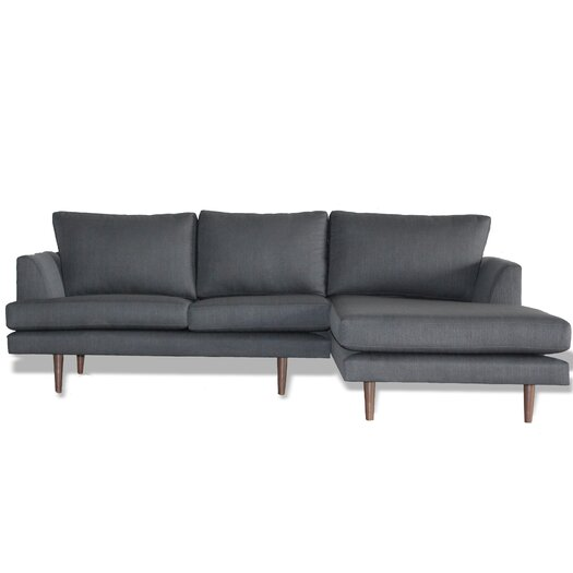 Bobby Berk Home Charlie Sofa and Chaise Sectional