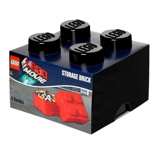 LEGO by Room Copenhagen Movie Storage Brick 4 Toy Box