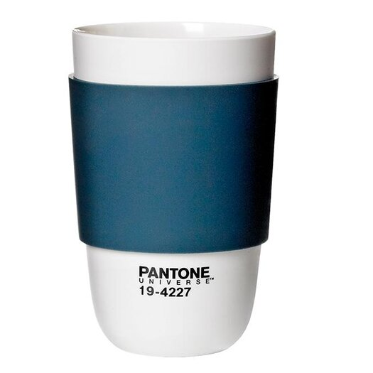 Pantone 13.5 oz. Cup Classic with Silicone Band