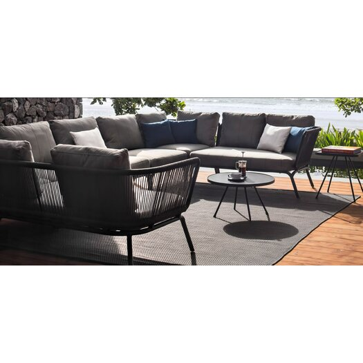 Yland Sectional with Cushions