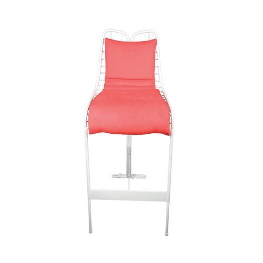 "OASIQ Kagan 28"" Barstool with Cushion"