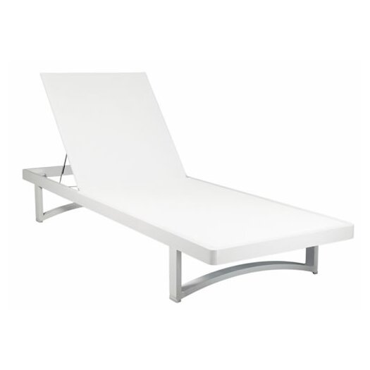 OASIQ Madison Chaise Lounge with Cushion