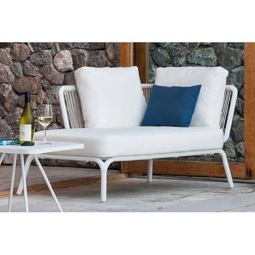 OASIQ Yland Chaise Lounge with Cushion