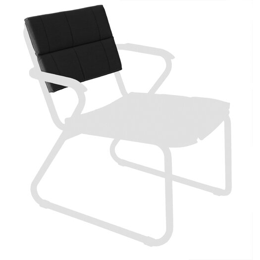 OASIQ Corail Lounge Chair and Lounge Arm Chair Back Cushion