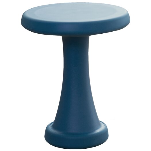 One Leg Rocking Garden Stool