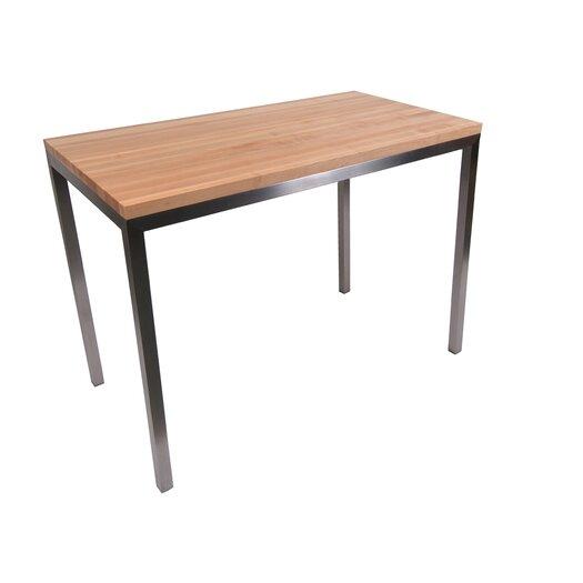 John Boos Metropolitan Designer Prep Table