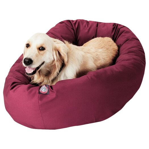 Majestic Pet Products Bagel Donut Pet Bed