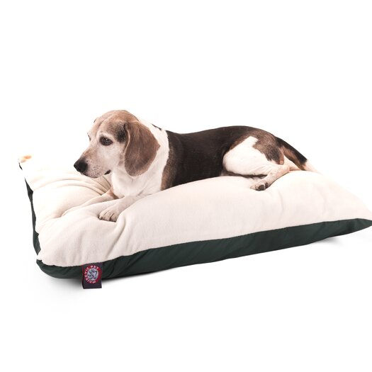 Majestic Pet Products Rectangular Pet Bed