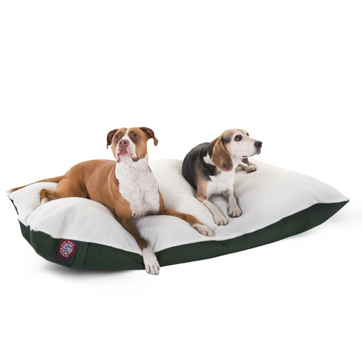 Majestic Pet Products Rectangular Dog Bed