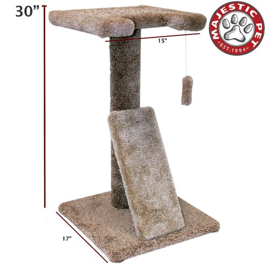"Majestic Pet Products 30"" Kitty Cat Perch"