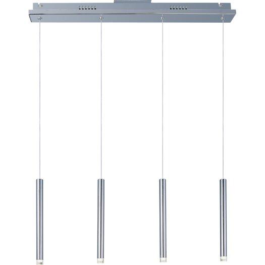 ET2 Picolo 4-Light LED Linear Pendant