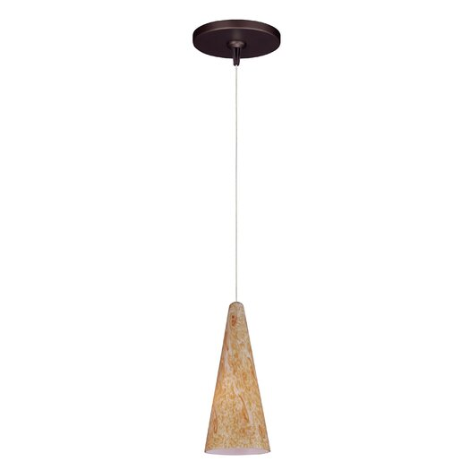 ET2 Lava 1-Light RapidJack Pendant and Canopy