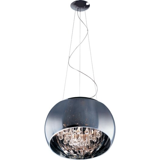 ET2 Satie 5 Light Single Pendant