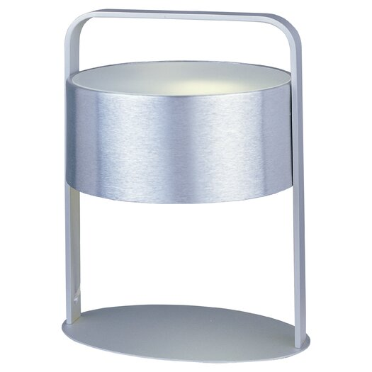 """ET2 Olran 13"""" H Table Lamp with Drum Shade"""