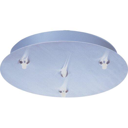 ET2 Minx Canopy in Satin Nickel