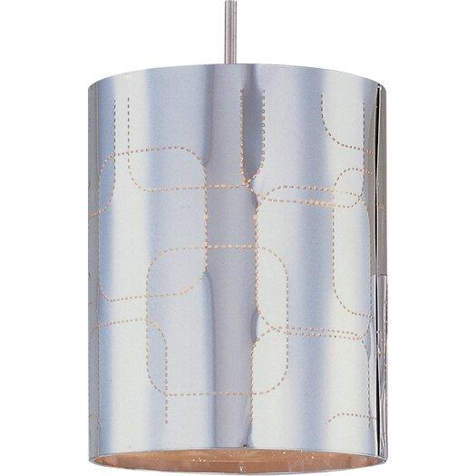 ET2 Silver Plate 1-Light RapidJack Pendant