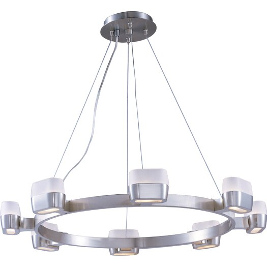 ET2 Serena 8 - Light Multi - Light Pendant