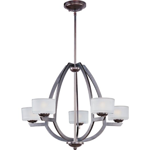ET2 Vortex 5-Light Chandelier