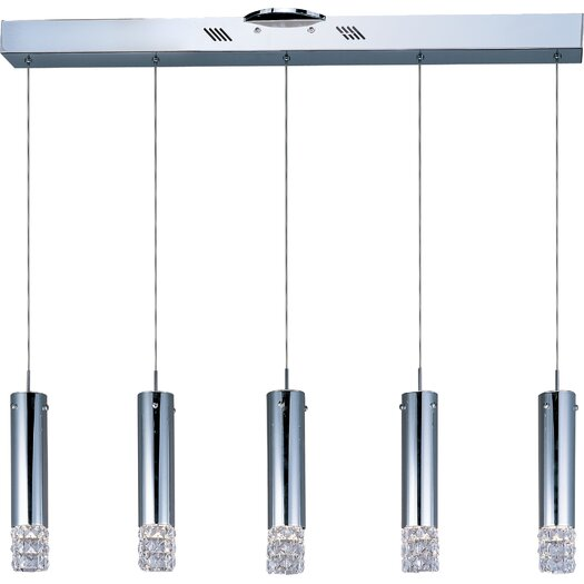 ET2 Lyriq 5 - Light Linear Pendant