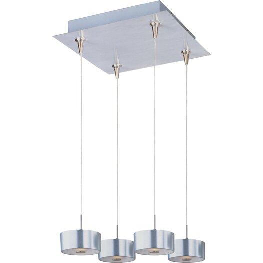ET2 Percussion 4-Light RapidJack Pendant and Canopy