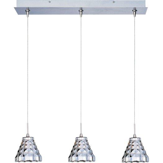 ET2 Minx 3 Light RapidJack Linear Pendant