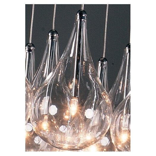 ET2 Sklo 16 - Light Multi - Light Pendant