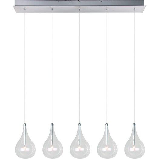 ET2 Larmes 5-Light Pendant